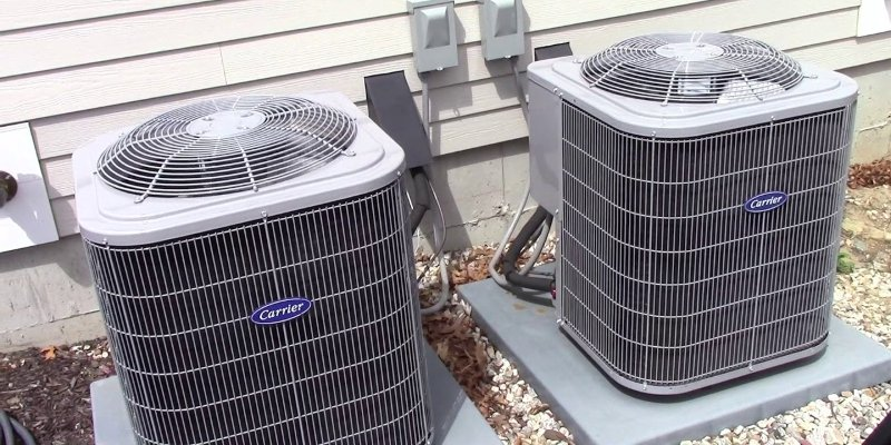 Carrier Air Conditioner Reviews Central Air Conditioner