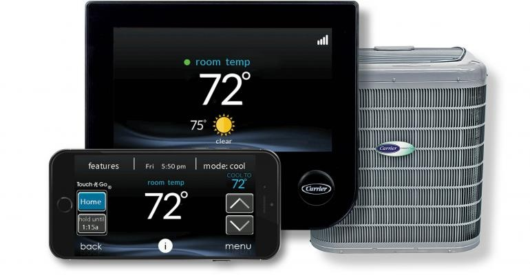 Carrier AC Reviews Features
